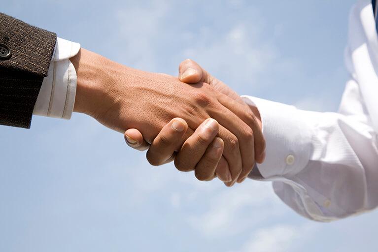1.社会的な信頼を得ることができる